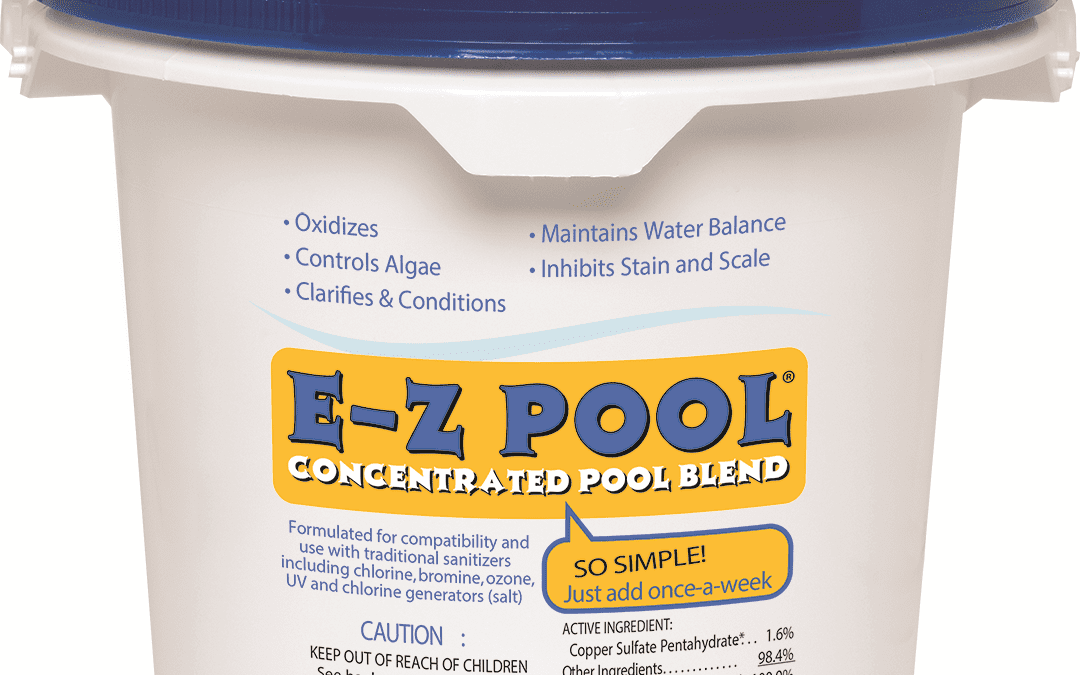 E-Z Pool – One Step Chemical Treatments